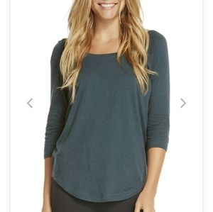 Fabletics palisades soft slouch tee shirt